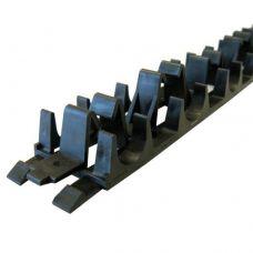 Шина монтажная для труб d16-22мм L=0.5м