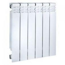 Радиатор алюминиевый 500/100 (6секц)