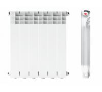Радиатор алюминиевый 500/80 (5секц)