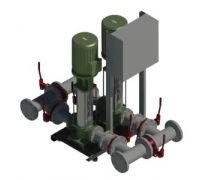 Насос для повышения давления  пожаротушение CO 2 BL 32/220-11/2/SK-FFS-R, WILO