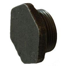 Заглушка для радиатора чугун 32 левая
