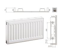 Радиатор панельный LEMAX Premium C H 10х500х400