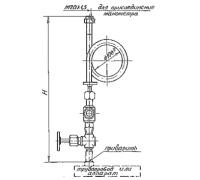 Отборное устройство давления 016-200П-НТМ