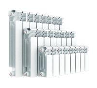 Радиатор биметаллический RIFAR Base 500 (8сек)