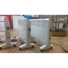 Конвектор электрический СТАНДАРТ 2000Вт алюминиевый нагревательный элемент 2-а режима мощности 1000/2000 500х775х250