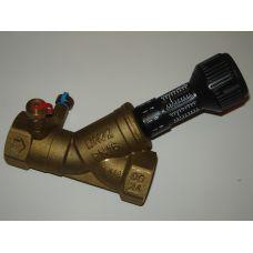 Клапан балансировочный MSV-BD Ду 20 Ру 20,kvs=6,0 ручной ВР/ВР