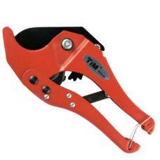 Ножницы для пластик труб (20-42) красные