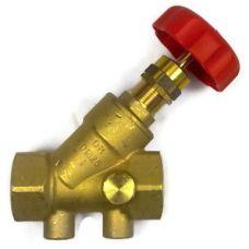 Клапан запорный Штремакс Ду50