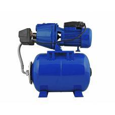 Автоматическая насосная станция Мощность 750Вт Мах напор 45м Производ. 55л/мин Мах глубина всасывания до 8м Крыльчатка латунь