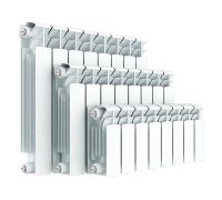 Радиатор биметаллический RIFAR Base 500 (12сек)