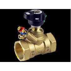 Клапан балансировочный MSV-BD Ду 50 Ру 20,kvs=9,5 ручной ВР/ВР