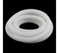 Шланг гофрир. D40 белый (40мм нар. 36мм внутр.) 2м