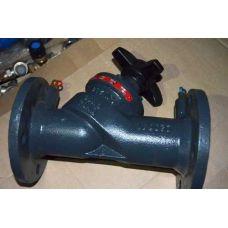Клапан блансировочный MNF, Ду 125 ф/ф, Kvs 304.4,Danfoss