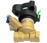 Клапан блансировочный MVT, Ду 32 ВР, Kvs 18,Danfoss