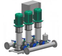 Насос для повышения давления  COR-3 HELIX V 1010/Skw-EB-R, WILO