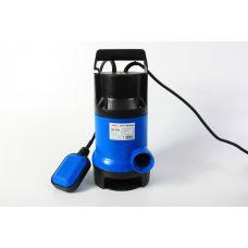 Насос дренажный GS-750 Корпус пластик 0.75КВт Напор 8м Производ. 13.5 куб.м/ч Диаметр всасываемых частиц 35мм