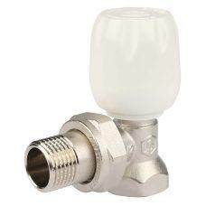Вентиль терморегулирующий  1/2 угловой