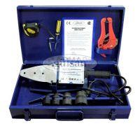 Сварочный аппарат для полипропиленовых труб - комплект 20-40мм (850+650Вт)GULSAN® GW004 Classic