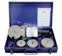 Сварочный аппарат для полипропиленовых труб - комплект 50-75мм (1500Вт) GULSAN
