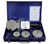 Сварочный аппарат для полипропиленовых труб - комплект 75-110мм (1500Вт) GULSAN® GW002 BIG RED