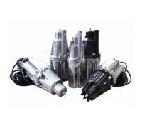 Насос погружной вибрационный XVM 60 В/40 (нижний забор воды, 0.25кВт, напор 60м, произв. 20л/мин, эл. кабель 40м)