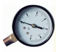 Манометр (боковое подключение) 0-6 бар диаметр 50мм