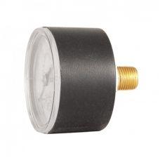 Манометр (осевое подключение) 0-6 бар диаметр 50мм