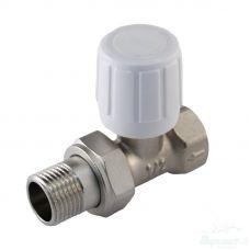 Вентиль терморегулирующий  1/2 прямой