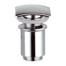 Клапан донный с переливом квадрат заглуш